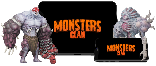 Monsters Clan | Unleash Your Monsters on Blockchain